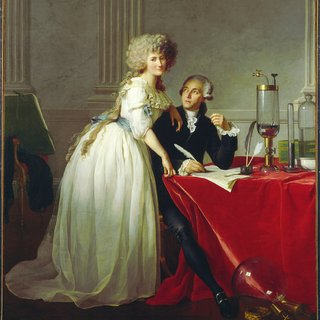 Antoine and Marie Lavoisier