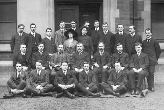 1912 the Manchester University