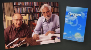 Chemists Roald Hoffmann and Carl Djerassi and their play Oxygen